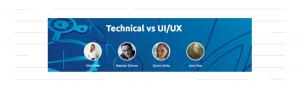 עיצוב חוויית משתמש מול טכנולוגיה - וובינר
